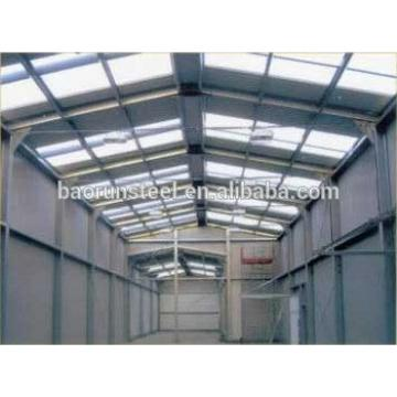 high quality Steel Factory Building made in China