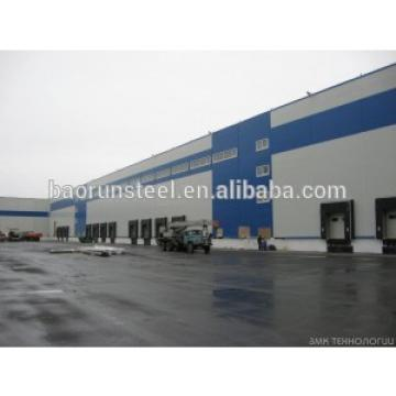 DAIRY FACILITIES STEEL BUILDING MADE IN CHINA