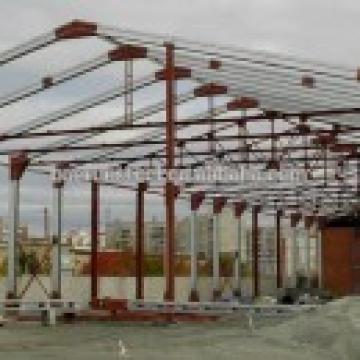 cheap prefabricated steel warehouse