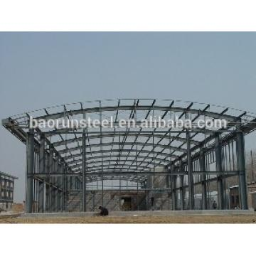 steel structure shed manufacture from China
