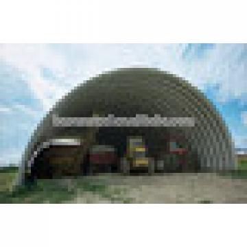 . Metal storage buildings