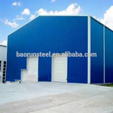 Design light steel structure metal building