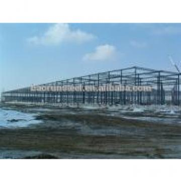 steel Storage space for helicopters