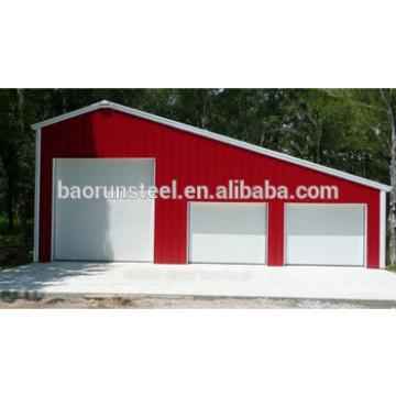 low cost with high quality steel building