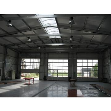energy-efficient workshop building
