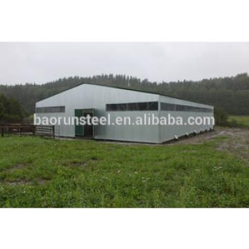 low cost steel Airplane Hangar