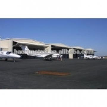 Airplane Hangar Building