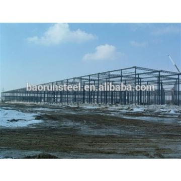 open areas commercial steel buildings