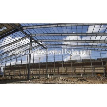 extremely durable agricultural building