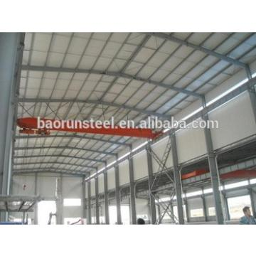 Prefabricated Steel Building used as Warehouse workshop