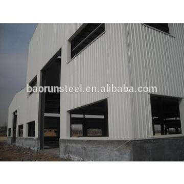 Low cost prefab construction steel frame industrial factory buildings design steel workshop