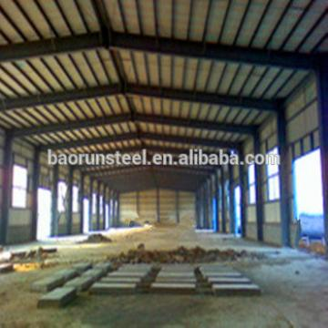 Low price construction aircraft maintenance hangar