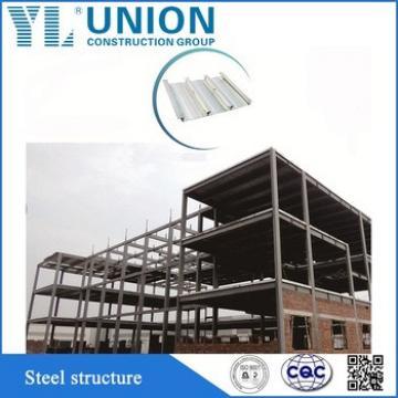 famous steel structure buildings