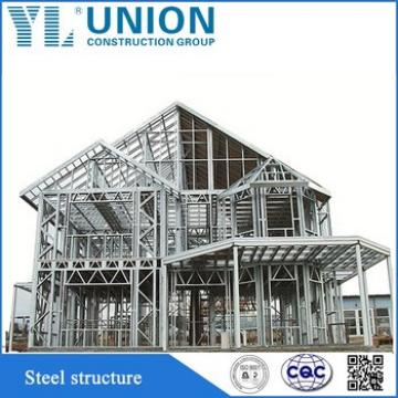steel structure, hot steel structure