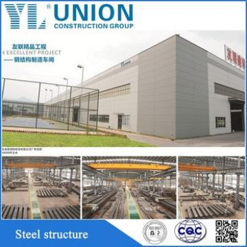 China prefabricated construction factory light steel structure building
