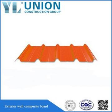 galvanized corrugated roofing tile steel plate