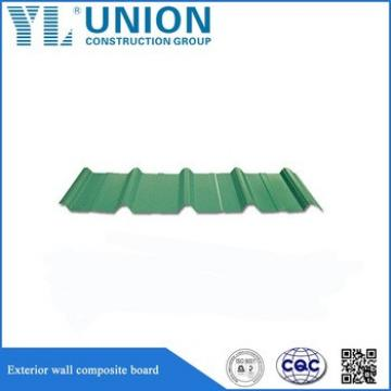 colored corrugated plate for roof and wall