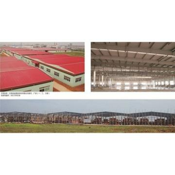 Automatical large shed, large pan brute control shed, high quality steel arch building.