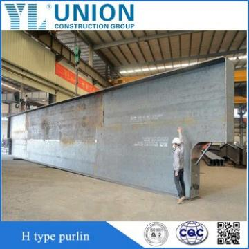 i-beam standard length