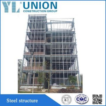 light prefabricated steel structure building