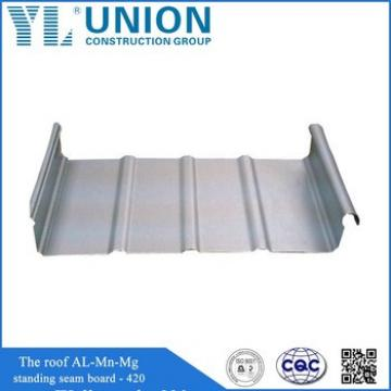 High Quality Steel Composite Decking With Steel Bars Truss Deck