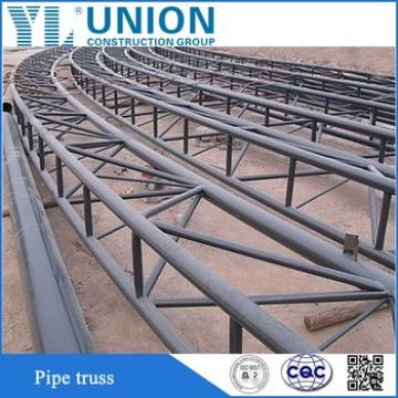 Metal roof truss design and manufacturer