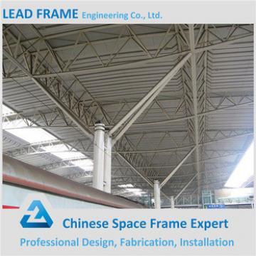 Customized Different Design Standard Structural Steel Roof Trusses for Waiting Hall