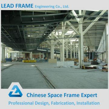 High quality stable steel truss building