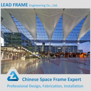 Prefab steel frame airport terminal