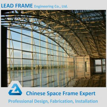 Prefab light steel structure airport terminal
