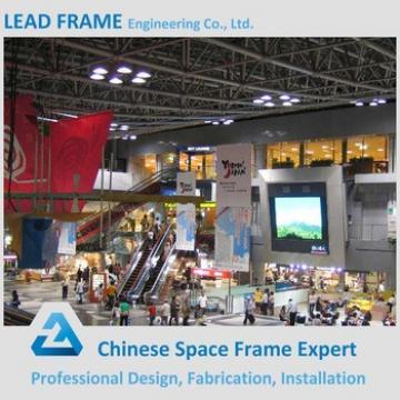 High Rise Fast Installation Prefab Steel Frame Airport Terminal