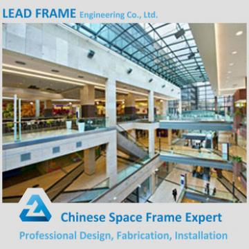 Wide Span Steel Structure Buildings Shopping Mall