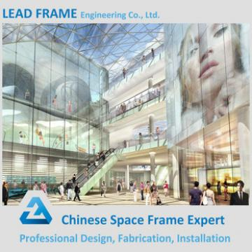 durable prefabricated building construction materials for shopping malls