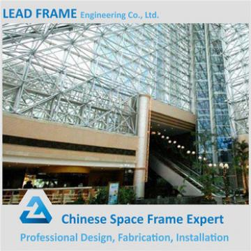 easy assemble prefabricated building construction materials for shopping malls