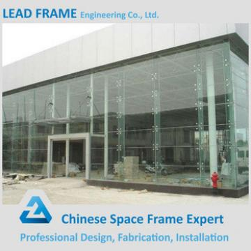 Prefabricated Space Frame Dome Steel Hall
