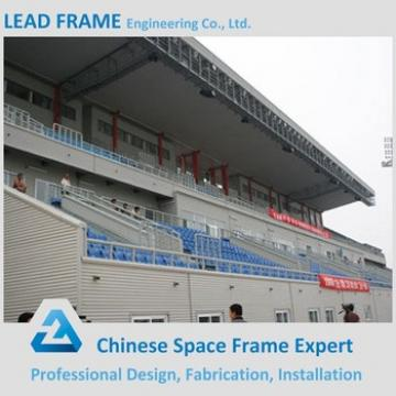 High standard light steel structure stadium grandstand