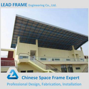 Outdoor stadium steel frame grandstand