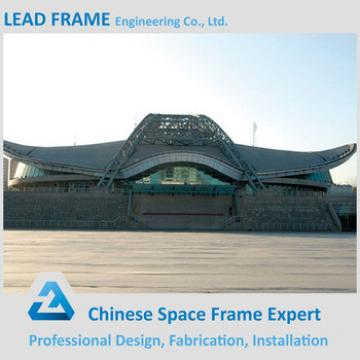 Best Customer Serviced Steel Space Frame Structure Prefabricated Wedding Halls
