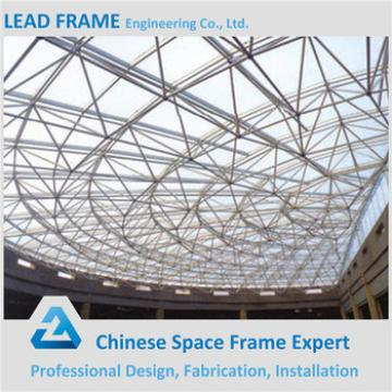 BeautifulPrefab Cheap Steel Roof Truss For Exhibition Hall