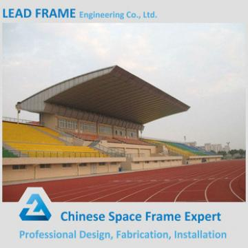 Prefabricated School Building Steel Structure Stadium Bleachers