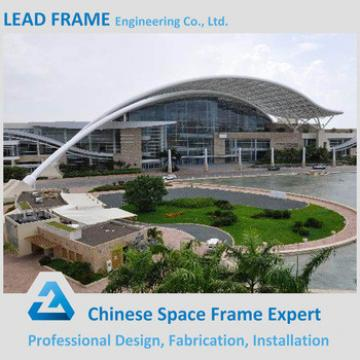 Made In China Good Design Steel Structure Prefabricated Building