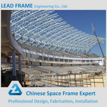Long Span Easy Building Space Frame Steel Truss for Bleachers