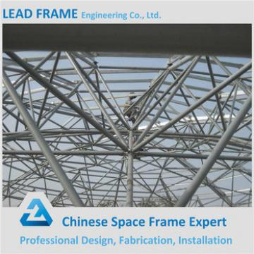 Competitive price metal steel dome for conference hall