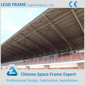 Large Space Frame Structure Prefab Stadium Grandstand