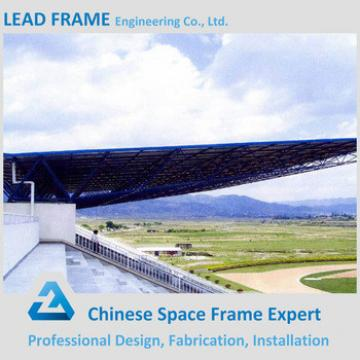 Prefabricated Bleacher Space Frame Roof Structure