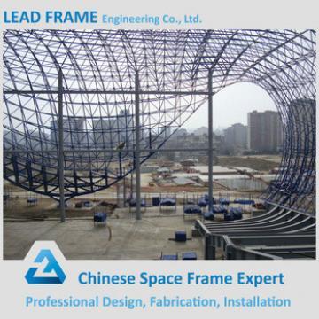Light steel frame prefabricated hall hot sale