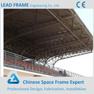 Customized Stable Light Weight Steel Truss For Stadium Bleacher