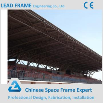 Large Size Prefab Galvanized Light Weight Steel Truss