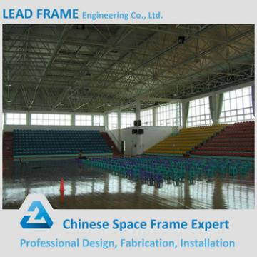 Large Span Steel Structure Steel Pipe Truss For Sport Hall Center