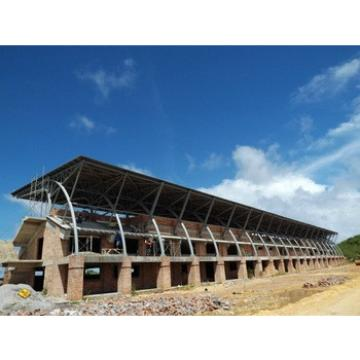 anti-corrosion high rise large span steel stadium bleachers